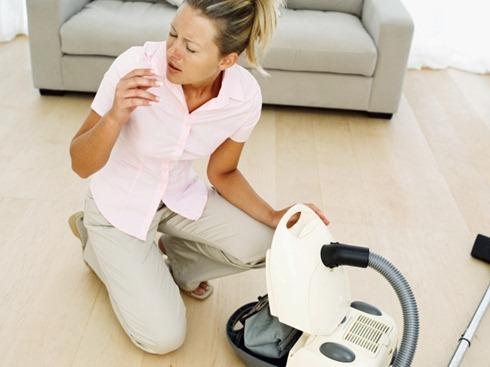 Источники аллергии у вас дома